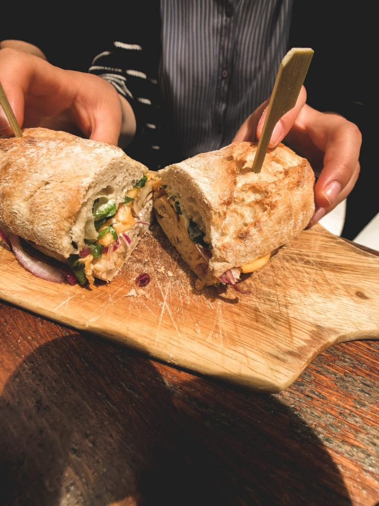 Charles Sandwiches – A Foodie in Luxembourg