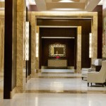 THE CRIMSON HOTEL – FILINVEST CITY, MANILA – PHILIPPINES - The entry hall