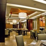 THE CRIMSON HOTEL – FILINVEST CITY, MANILA – PHILIPPINES - Dining area