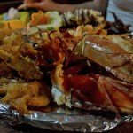 THE PHILIPPINES – A BACKPACKER'S GUIDE - Our last night feast