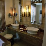 THE CRIMSON RESORT & SPA – MACTAN, CEBU – PHILIPPINES - The bathroom