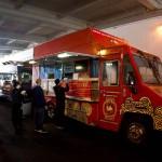 THE CHAIRMAN TRUCK – SAN FRANCISCO, CA – USA - Food truck at the San Francisco Chronicle
