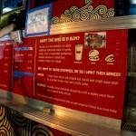 THE CHAIRMAN TRUCK – SAN FRANCISCO, CA – USA - The delicious menu