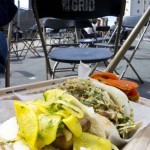 THE CHAIRMAN TRUCK – SAN FRANCISCO, CA – USA - Homemade buns with tender pork belly