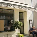 CAFE CLEMENTINE – NEW YORK CITY, NY – USA - Entrance way