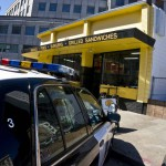 I.B.'S HOAGIES & CHEESESTEAKS – OAKLAND, CA – USA - The police loves it too