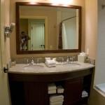 Meritage Resort - Napa Valley - Sink in the bathroom