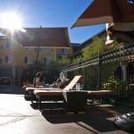 Meritage Resort - Napa Valley - Sunchairs at the pool