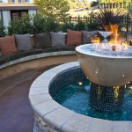 Meritage Resort - Napa Valley - Fire and water pit