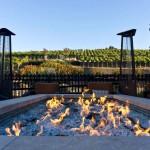 Meritage Resort - Napa Valley - Firepit at the pool