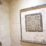 Meritage Resort - Napa Valley - Tiles in the bathroom