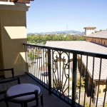 Meritage Resort - Napa Valley - Balcony