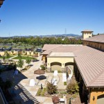 Meritage Resort - Napa Valley - View out of the room