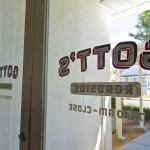GOTT'S ROADSIDE RESTAURANT – NAPA VALLEY, CA – USA - Entrance door