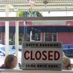 GOTT'S ROADSIDE RESTAURANT – NAPA VALLEY, CA – USA - Surely not closed