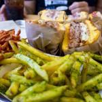 GOTT'S ROADSIDE RESTAURANT – NAPA VALLEY, CA – USA - Different variations of fries
