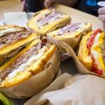 GOTT'S ROADSIDE RESTAURANT – NAPA VALLEY, CA – USA - Ahi Burger