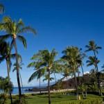 Sheraton Maui - Hawaii - Blue sky