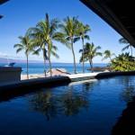 Sheraton Maui - Hawaii - Cafe view