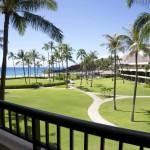 Sheraton Maui - Hawaii - Balcony view