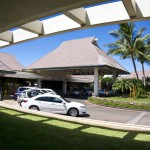 Sheraton Maui - Hawaii - Entrance way