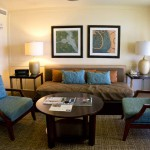 Sheraton Maui - Hawaii - Living room