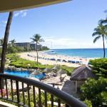 Sheraton Maui - Hawaii - View from the balcony