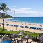 Sheraton Maui - Hawaii - The beautiful beach