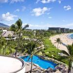 Sheraton Maui - Hawaii - Pool view