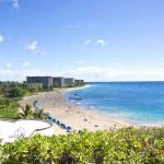 Sheraton Maui - Hawaii - Beach view