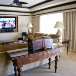 Sheraton Maui - Hawaii - living room presidential suite