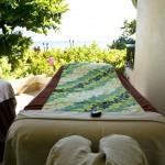 Sheraton Maui - Hawaii - Spa treatment outside
