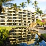 Sheraton Maui - Hawaii - Hotel and river