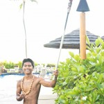 Sheraton Maui - Hawaii - Daily cliff dive ceremony
