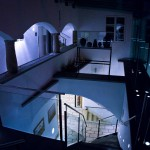 Arthotel Blaue Gans Salzburg - Indirect lighting