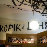 SKOPIK & LOHN – VIENNA, AUSTRIA - Bar