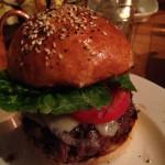 THE THOMAS / FAGIANI'S – NAPA, CA – USA - Kobe angus beef burger