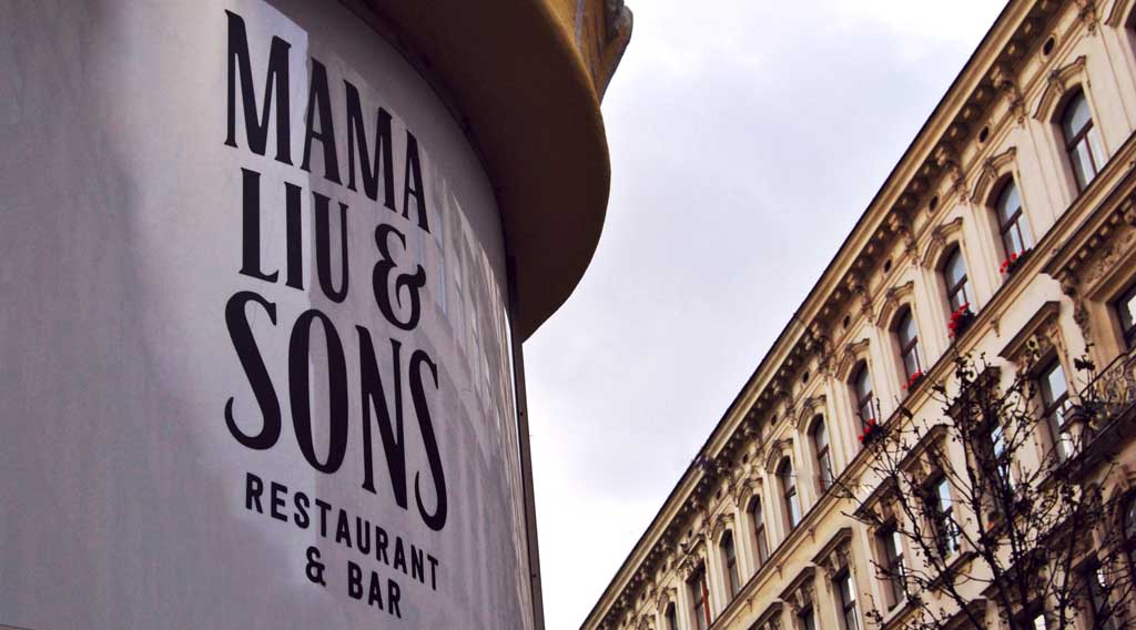 Mama Liu and Sons, Vienna