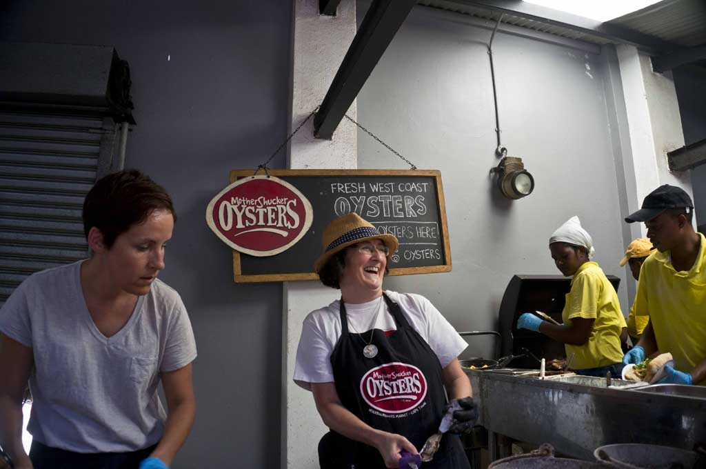 Mother Shucker - Cape Town