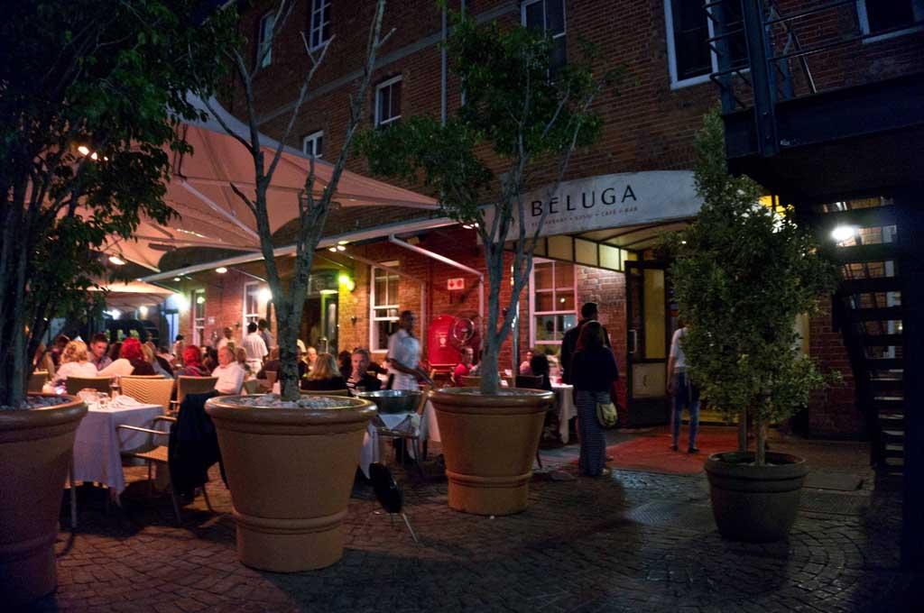 Beluga - Cape Town