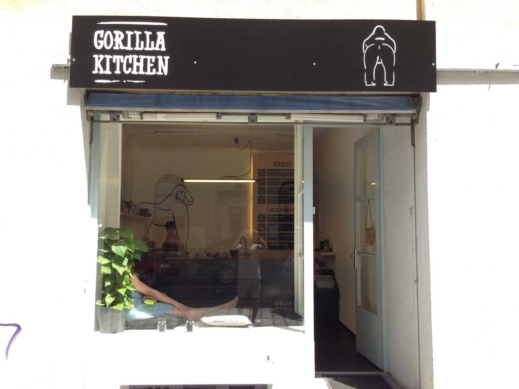 Gorilla Kitchen, Vienna