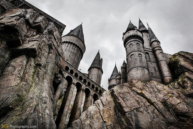 Hogwarts, Universal Studios