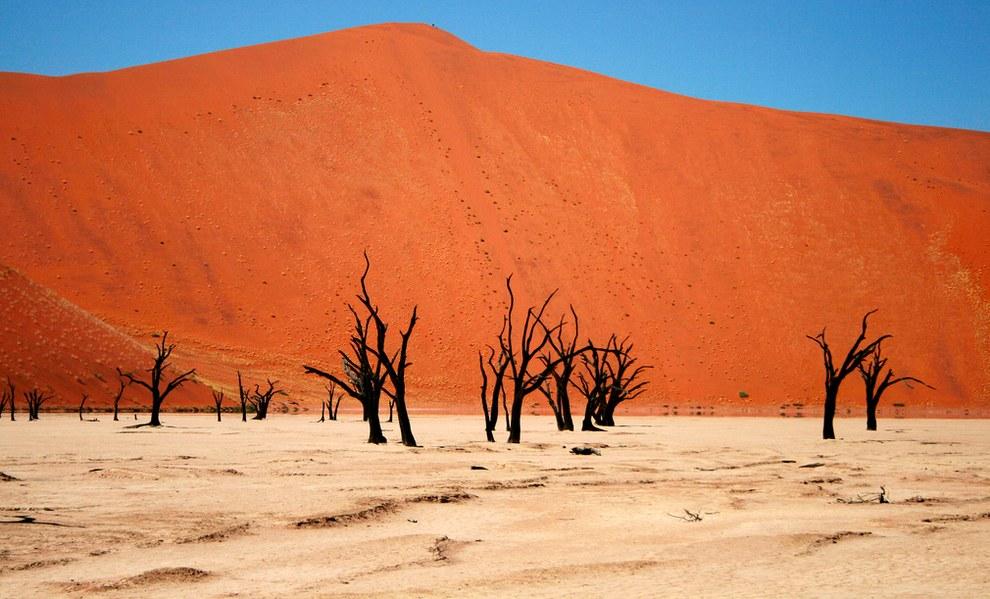 Namib Sossusvlei Namibia