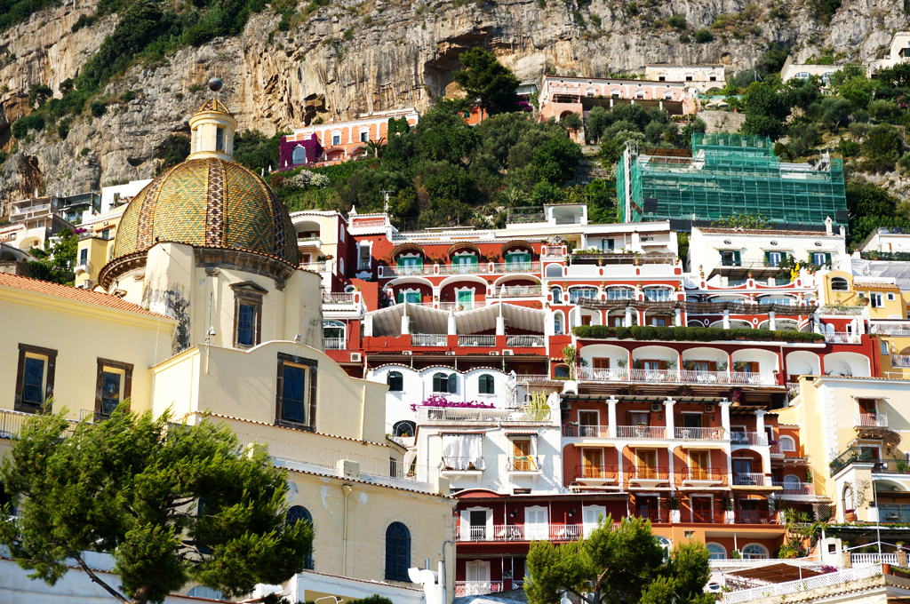 Road Trip Amalfi Coast