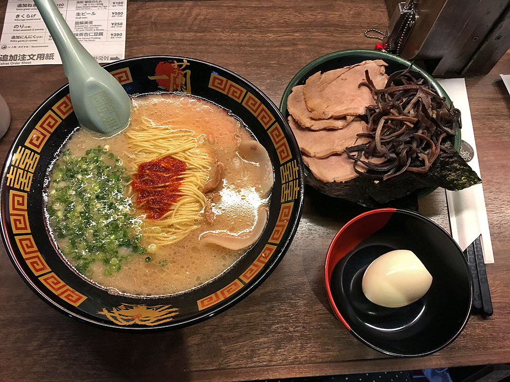Ichiran Ramen - How a chain makes some of the best ramen in the world