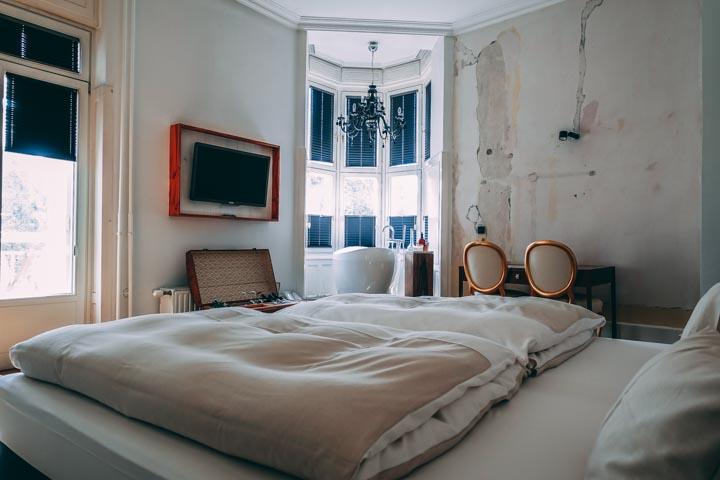 Hotel Wiesler - Graz, Austria - Hotel Review by Vanguard Voyager