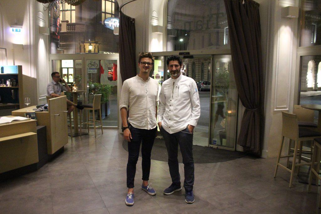 Best Vegeterian Michelin Restaurant: Tian, Vienna - VANGUARD VOYAGER