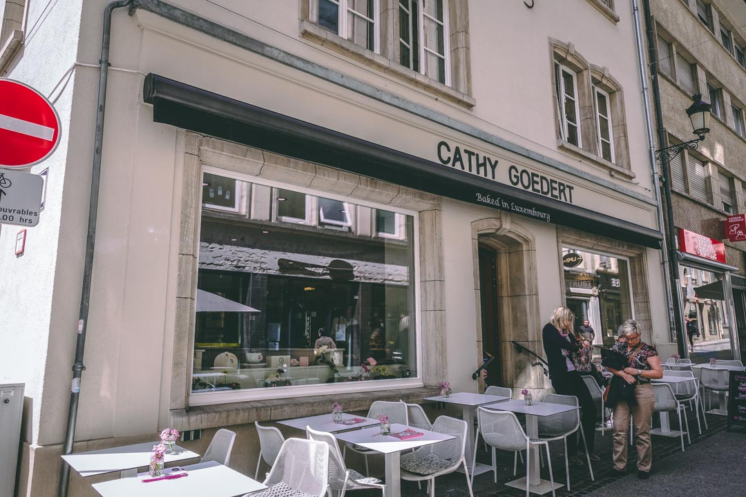 Where to eat in Luxembourg