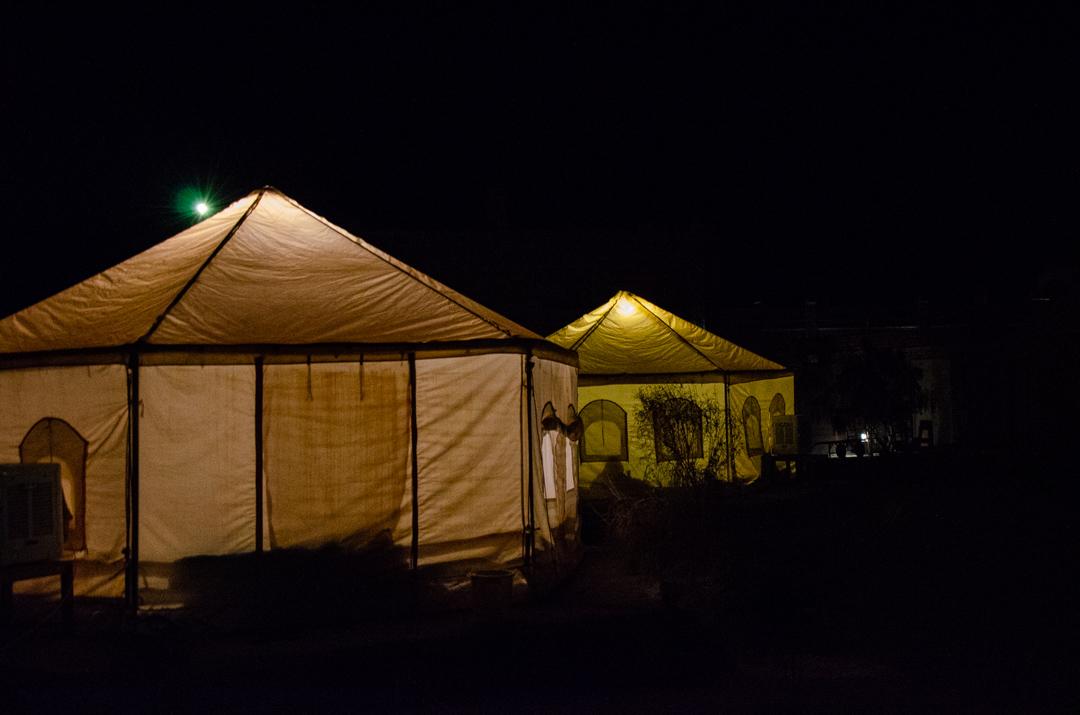 Desert Camp Isfahan