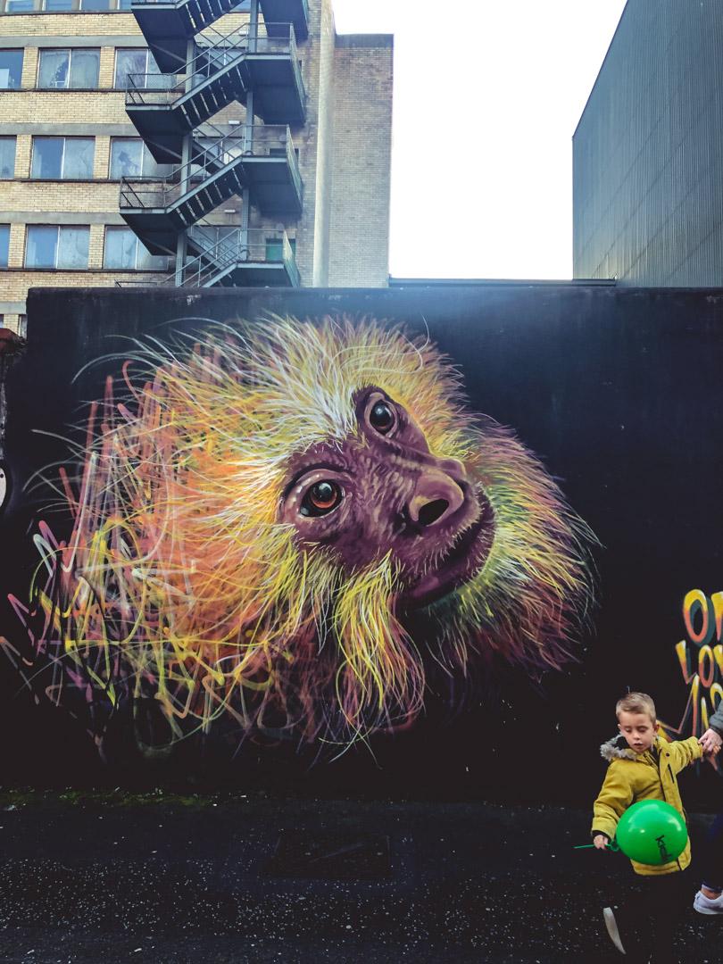 Street Art Streetart Belfast